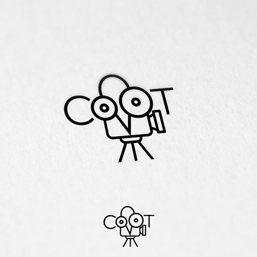 Logo for animation studio COOT