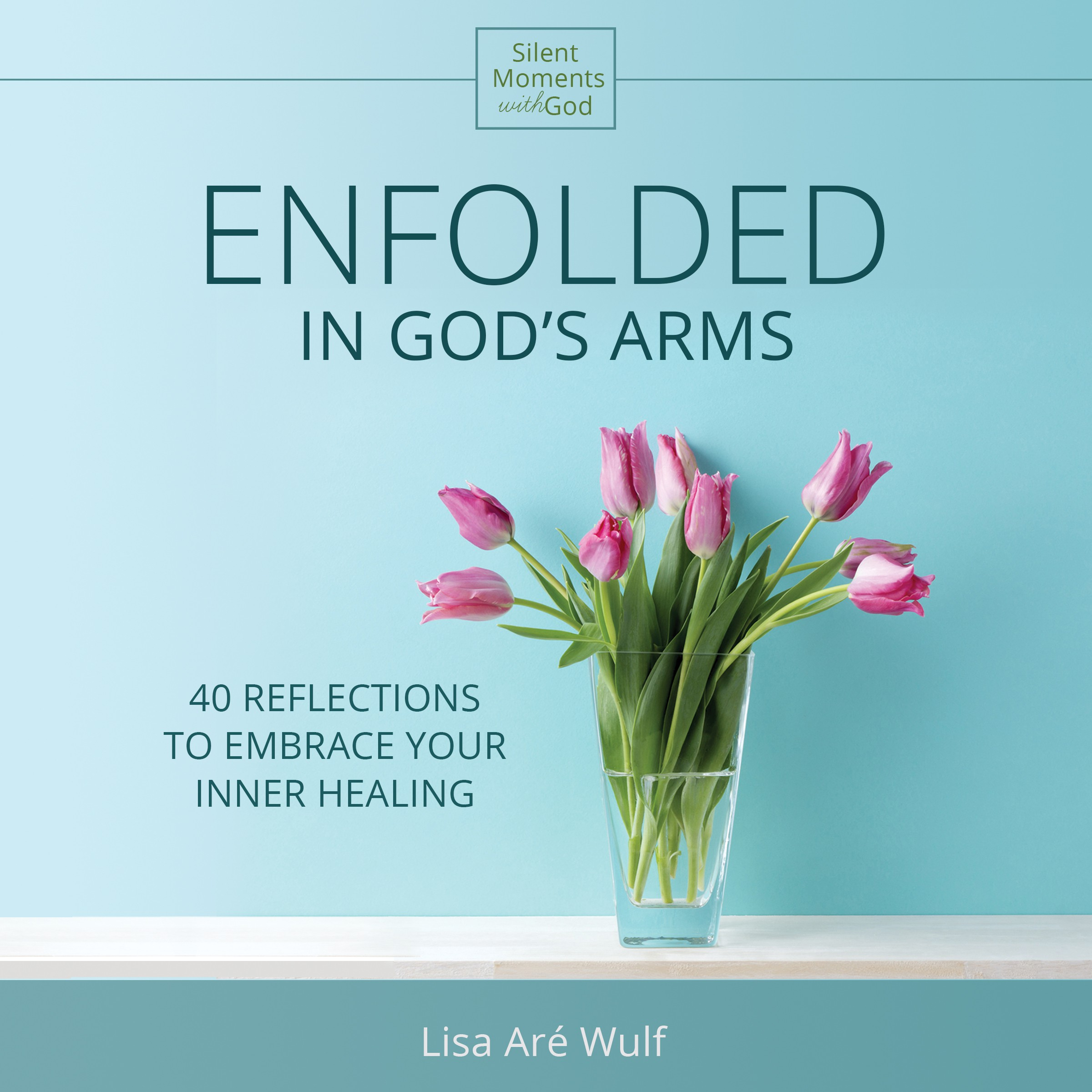 Audio book version of Enfolded cover