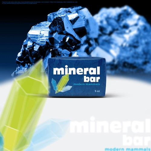 Brick Soap — Mineral bar
