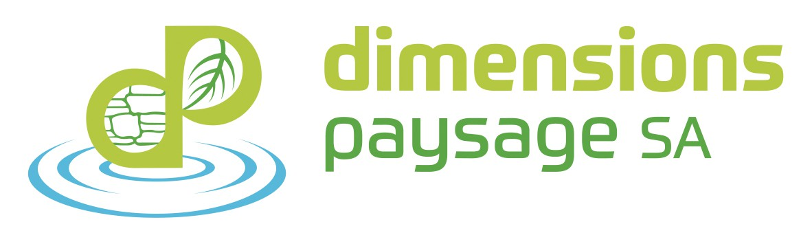 Créer un logo pour Dimensions Paysage SA !
