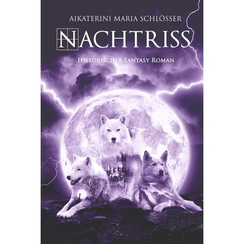 'Nachtriss' book cover
