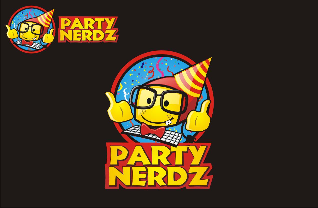 Party Nerdz LLC. Needs a New Logo