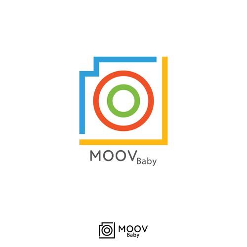 Moov Baby Logo Concept