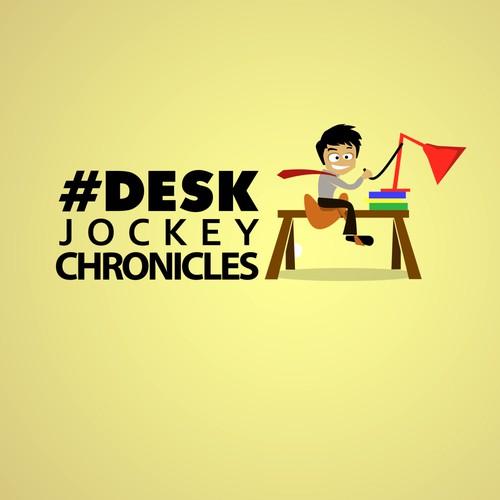 #DeskJockeyChronicles