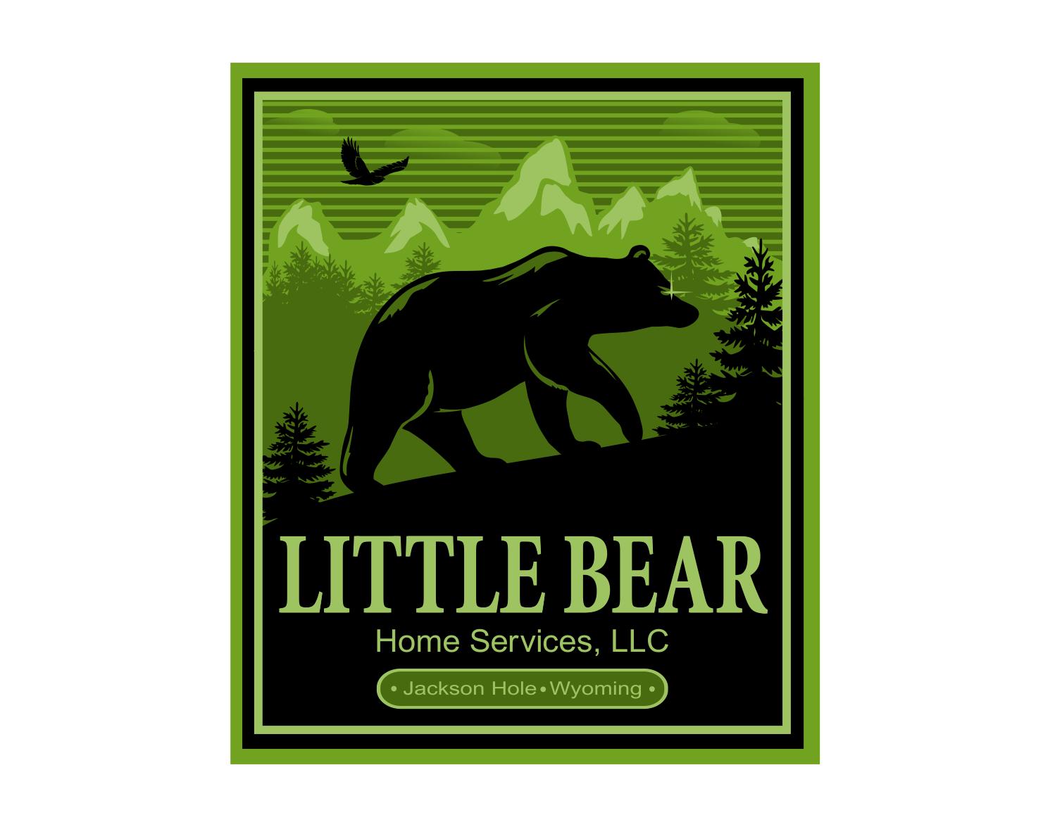 Little Bear Home Services, LLC needs a new logo