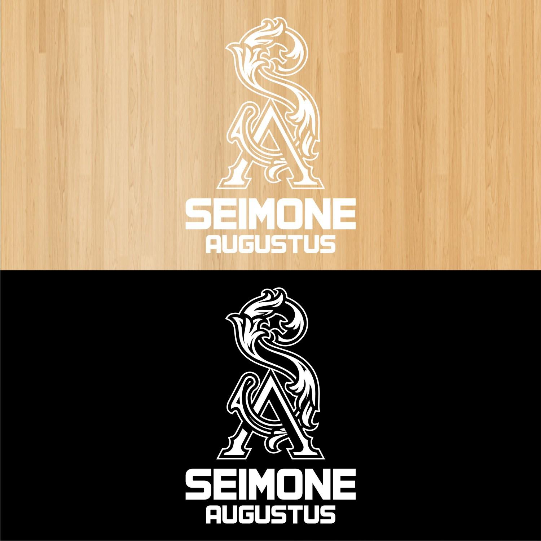 Logo for Olympian and WNBA Star Seimone Augustus