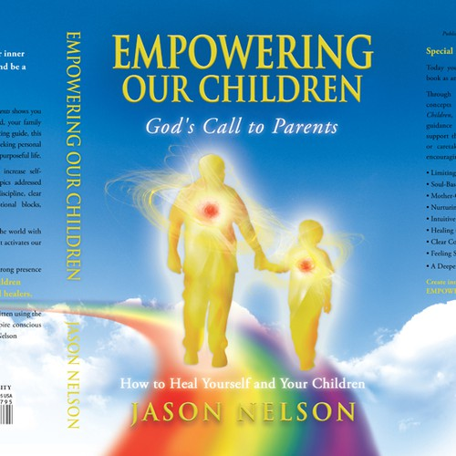 New print or packaging design wanted for  Spiritual Empowerment Author who needs 6x9 Dust Jacket Design and eBook Cover