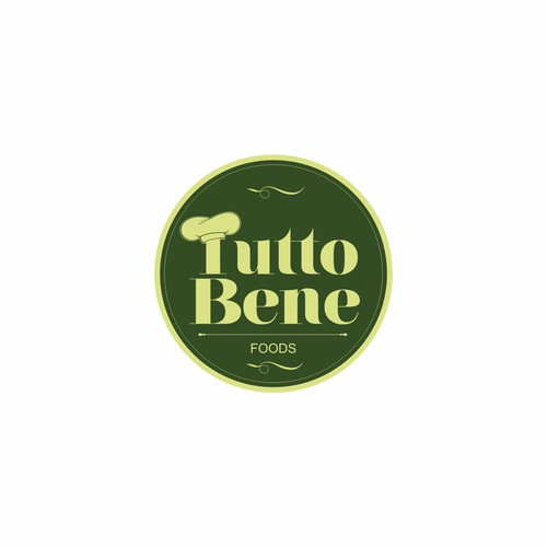 logo for Tutto Bene Foods