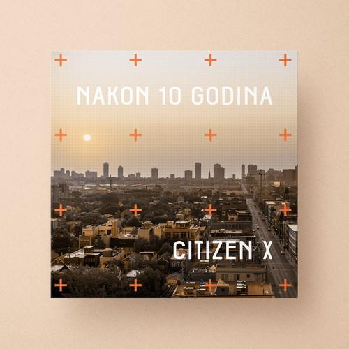 Citizen X Album Cover