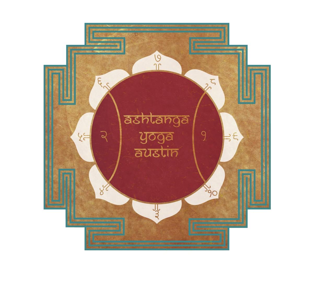 Logo for Ashtanga Yoga Austin
