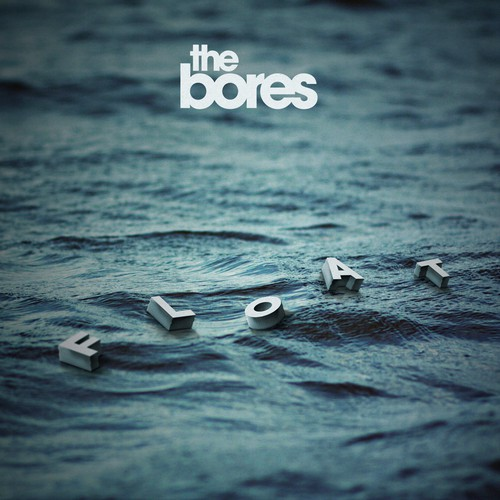 "Album cover for ""Float"" by The Bores"