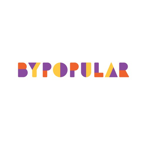 Logo concept for an organisation spreading knowledge about bipolar disorder