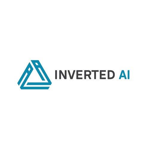 Logo concept for ARTIFICIAL INTELLIGENCE company