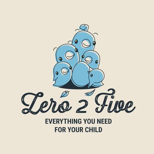 Zero 2 Five / logo
