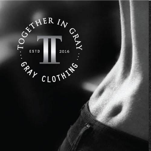 Gray Clothing design