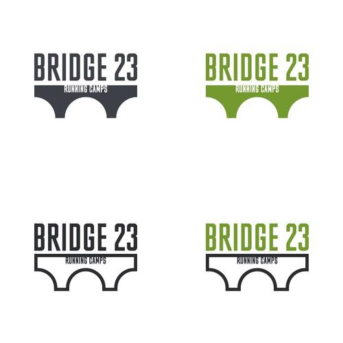 Logo concept for Bridge 23