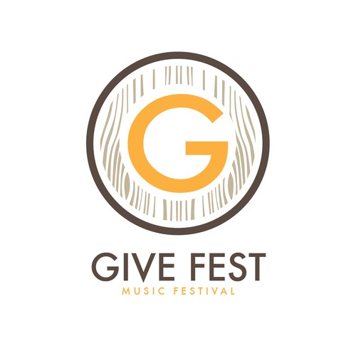 Create a winning logo for the GiveFest Music Festival