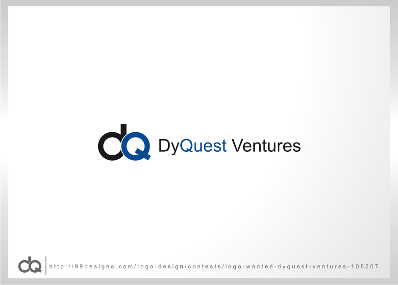 New logo wanted for DyQuest Ventures