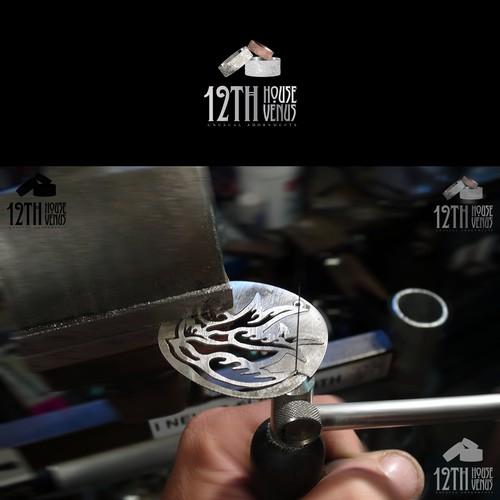 Logo  for silversmith