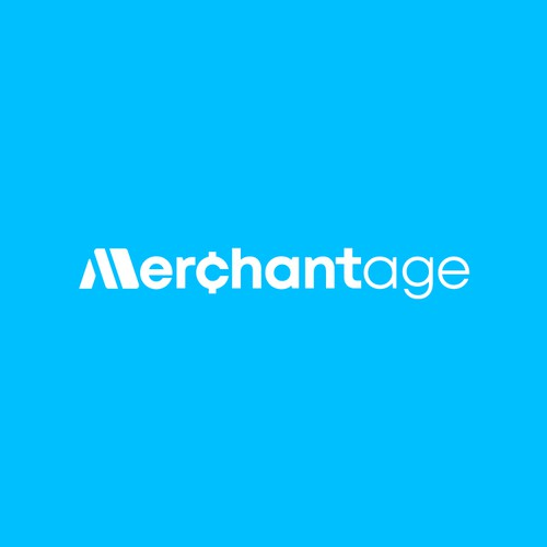 Merchantage Logo Design