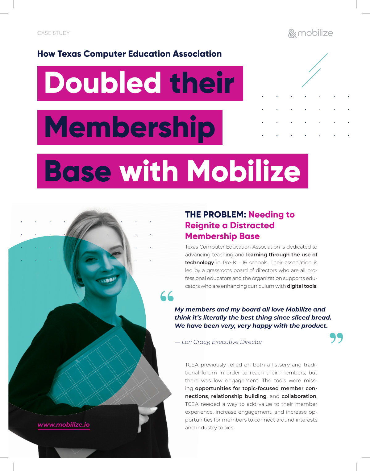 Mobilize - Pamphlet