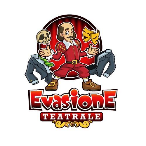 Logo Mascot Theater