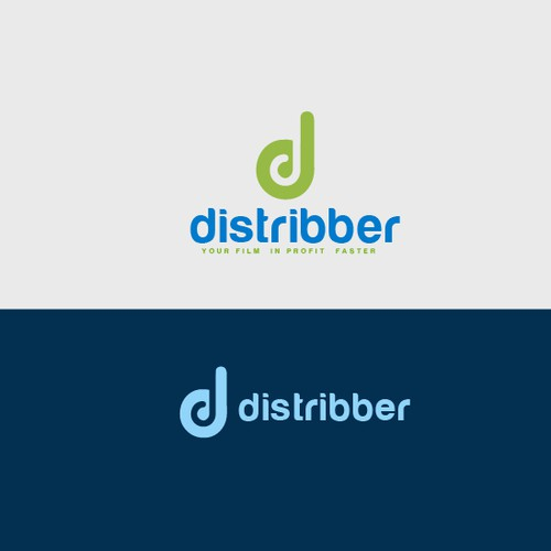 Brand logo for Distribber. Get film distributed easily, and don't have to deal with contracts.