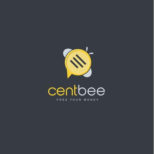 Clever mobile app logo