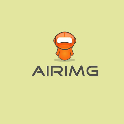 bold logo for AIRIMG