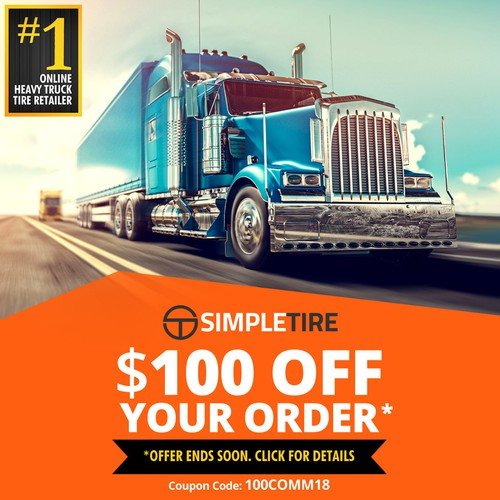 Various Banner Ad for SimpleTire