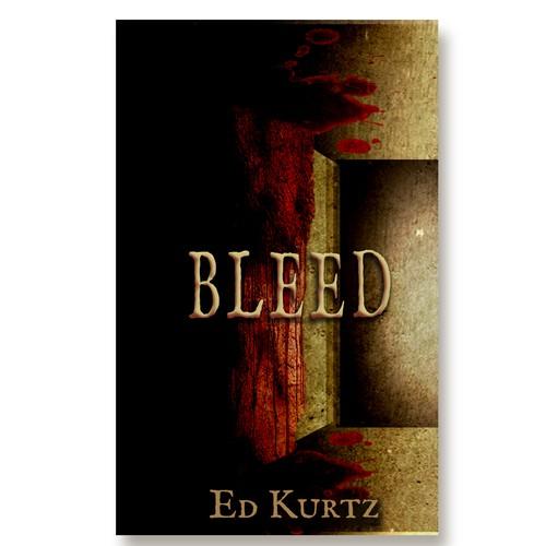 book cover for horror navel