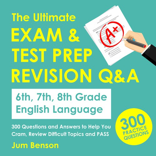 The Ultimate EXAM & TEST PREP Ebook cover