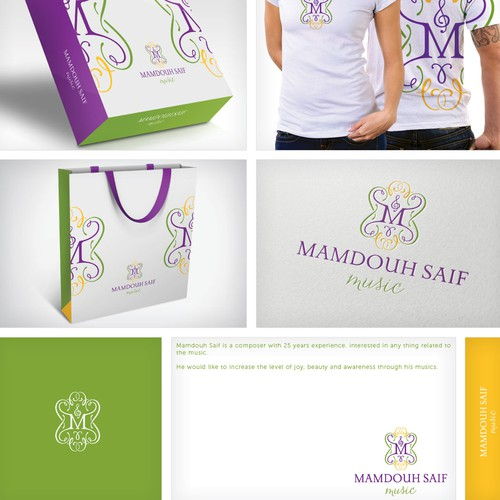 Mamdouh Saif Music