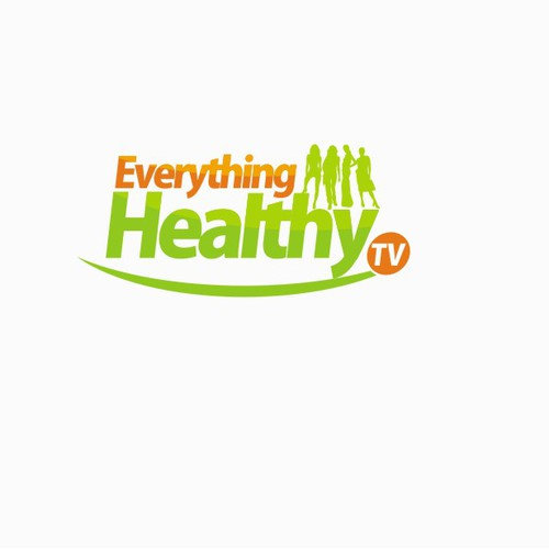 Everything Healthy TV needs a new logo