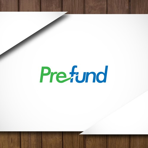 Create the next logo for Prefund