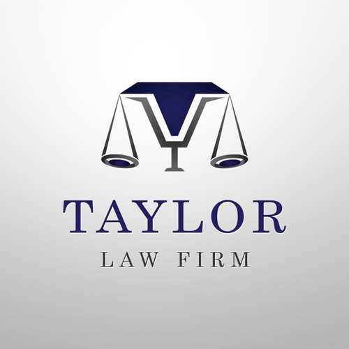 New logo and business card wanted for Taylor Law Firm