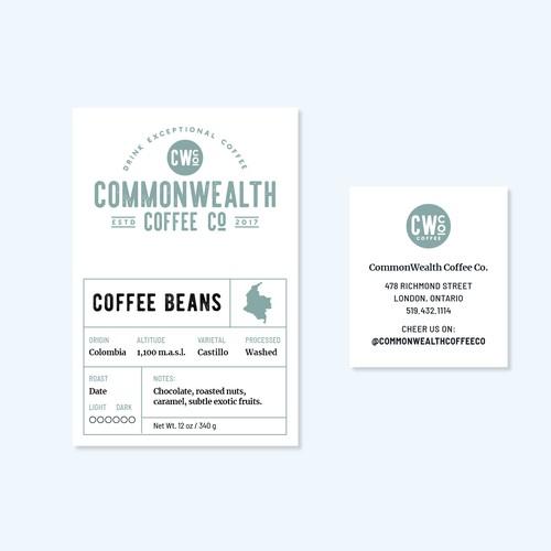 Coffee Beans packaging