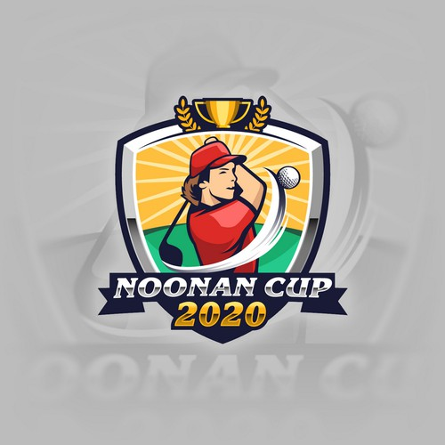 Noonan Golf Cup Tournament Logo