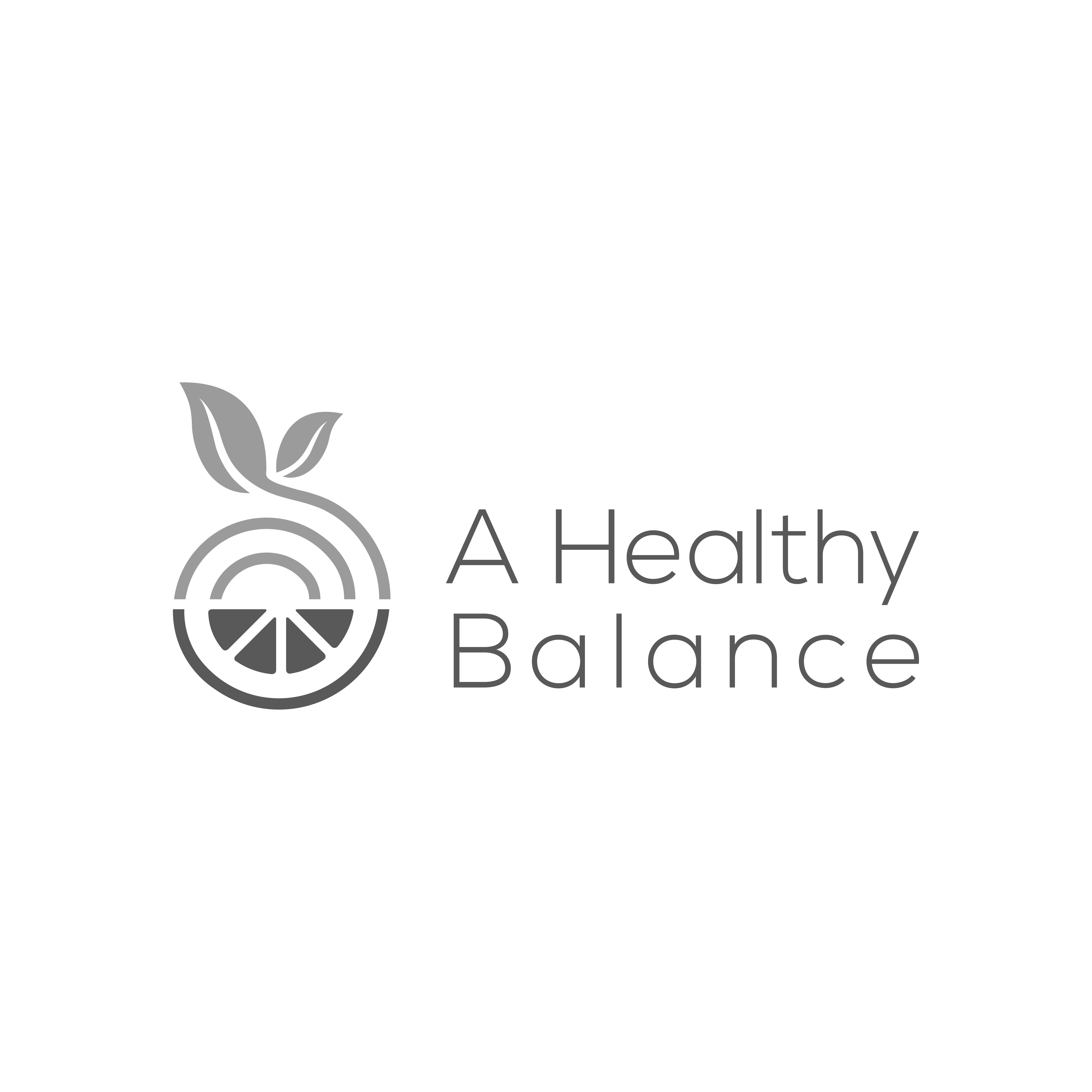 Additional Request for A Healthy Balance Logo