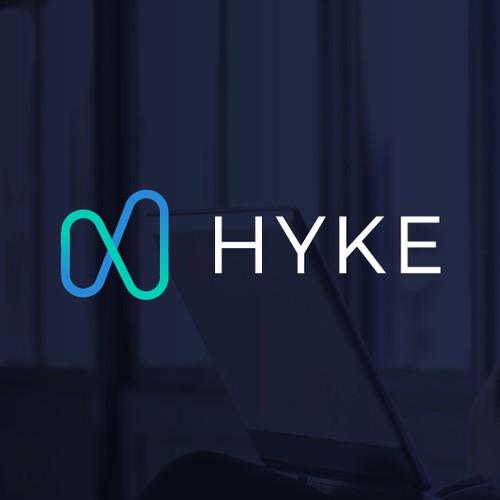 Logo concept for HYKE