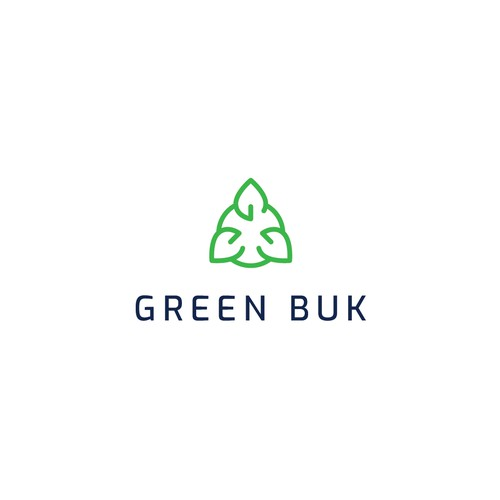 Logo for environmental company