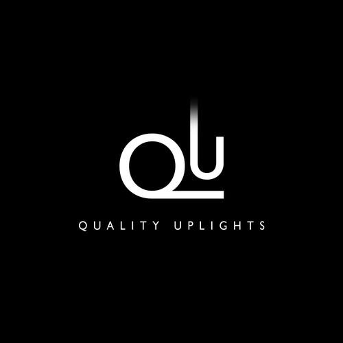 Quality Uplights - Logo Design