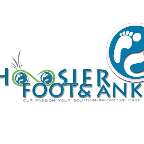 logo for Hoosier Foot & Ankle