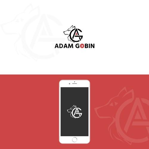 Bold logo for ag logo
