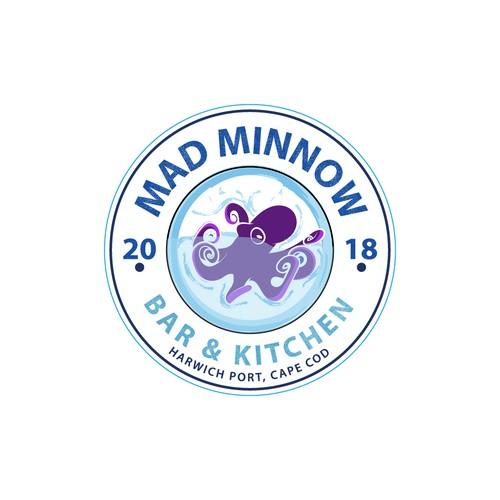 logo for fish restoraunt