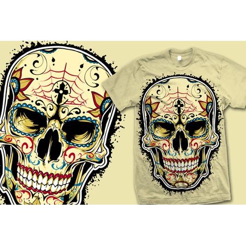 DEATHREADS needs a new t-shirt design