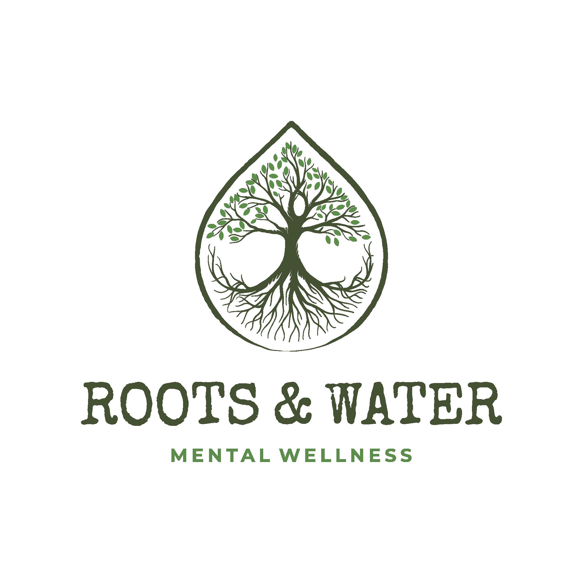 Creative logo design for mental health awareness and wellness organization