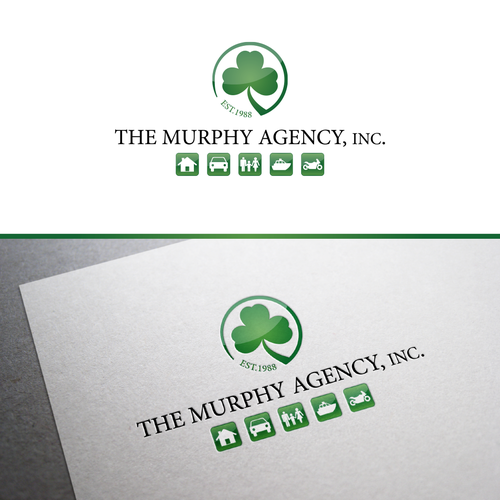 The Murphy Agency logo