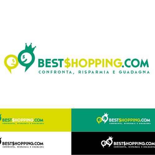 Graphic Logo redesign bestshopping.com