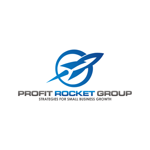 Create a blinding logo to launch Profit Rocket Group and show your genius